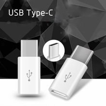 HX04 USB 3.1 Type-c Male to Micro USB 5pin Female Microusb Data Charger Adapter Cable for Macbook Letv Oneplus 2 Xiaomi Mi4c