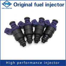 Siemens Flow Matched Fuel Injector Set for Audi VW 2.8 078133551L (4)(China)