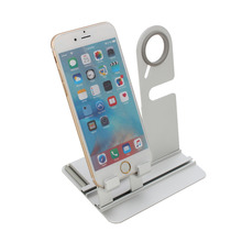 Universal Car Sockets Phone Charging Holder Stand Charger Dock For Iphone Watch iPhone 5 6 6S Plus iPad Samsung Galaxy Sony(China)