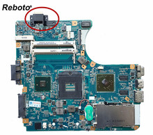Reboto For SONY VPCEB Series MBX-224 laptop motherboard mainboard A1771577A M960 1P-009CJ01-8011 HM55 HD 5650 100% Tested(China)