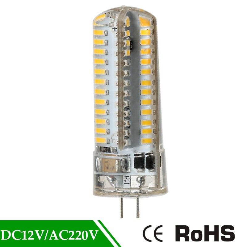G4 led 3W 4W 5W 6W 7W 10W AC220V led G4 lamp DC12V Led bulb SMD 2835 3014 96LEDs light Replace 30/50W halogen lamp light g4 led<br><br>Aliexpress