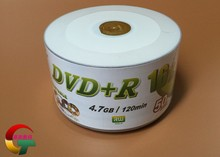 Wholesale 50 Discs Bananas Digital Grade A 4.7 GB 16x Blank Printable DVD+R Disc