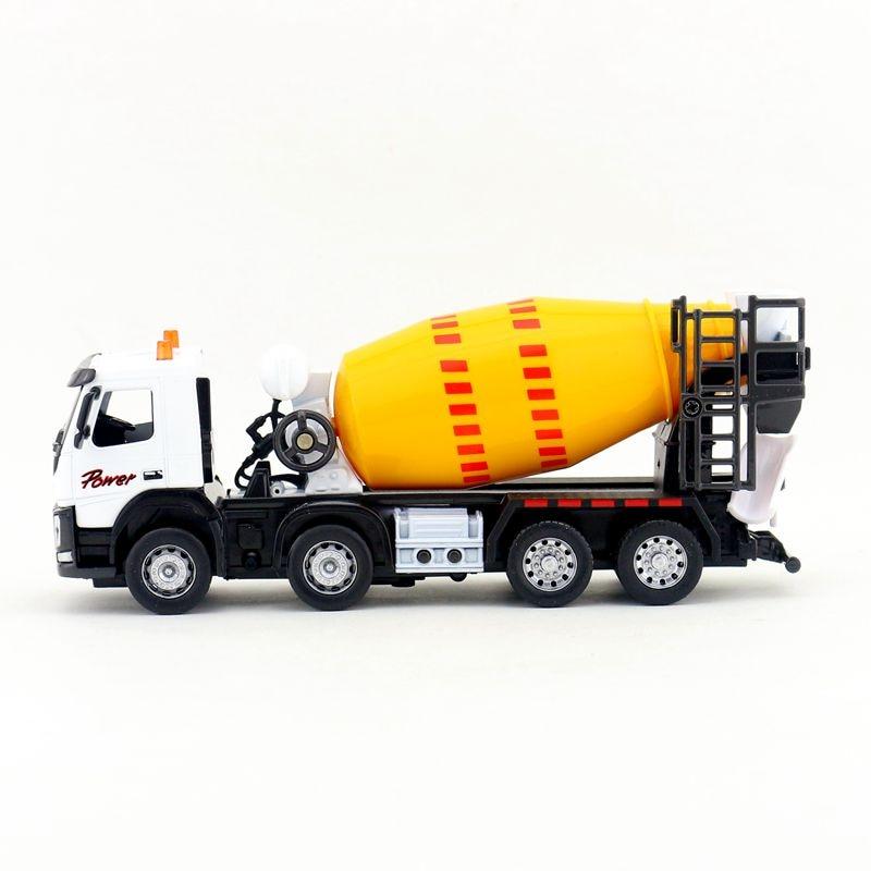 Volvo Cement Mixer Truck (11)