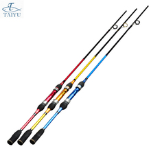 L TAIYU Fishing Lure Rod Spining 2.1 Meters Straight Handle Exports To The United States Carbon Road Pole high quality(China)