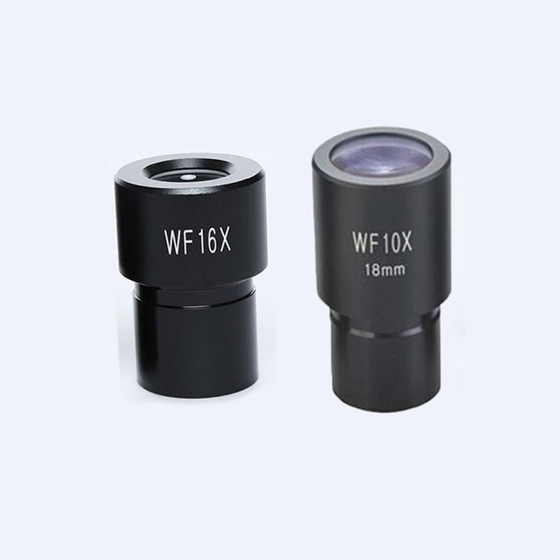 Biological Microscope Eyepieces WF10X WF16X Eyepieces Wide Angle Lens for Biological Microscope Accessories &amp; Parts Wide Field<br><br>Aliexpress