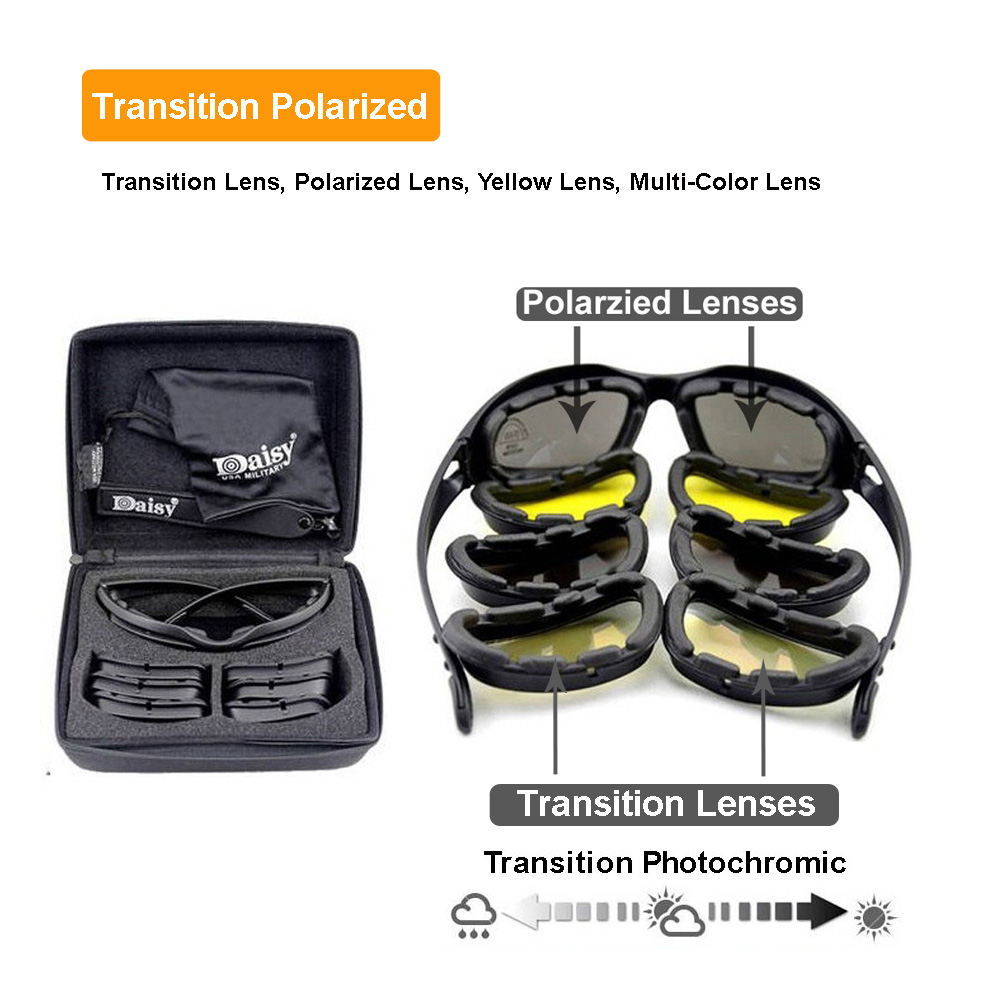 Transition Polarized Version