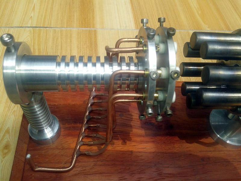 Stirling engine 4