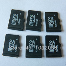 5pcs/lot high speed Memory cards Micro SD card 128MB 256MB 512MB Microsd TF card with SD adapter