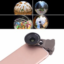 Professional 20X Macro Lens Mobile Phone Clip Len High Optical Glass 20-50MM Focus Distance For Taking Photo