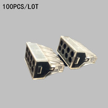 PCT-108 100PCS/LOT wire connector terminals quickly to hard wire line unit 8 hole wire connector PCT 108
