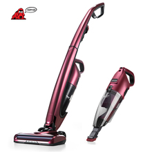 PUPPYOO Cordless Handheld and Stick Vacuum Cleaner for Home Wireless Aspirator Lithium Charging WP511()