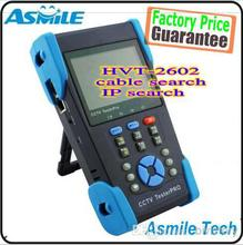 HVT-2602 3.5 inch CCTV Security Tester PRO Audio Video Monitor