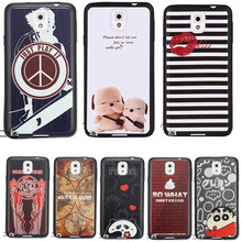 Ultra Thin TPU Silicone Soft Phone Mobile Case capinha Cover Bag Cove For Samsung Samsun Sansung Galaxy Note 3 N 9002 N9000