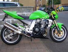 Hot Sales,Custom paint Green fairing For Kawasaki Z1000 2003 2004 2005 2006 Z 1000 03 04 05 06 Motorcycle fairiings kits