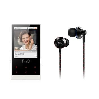 FiiO Bundle Kits Music Player M3 with Earphone EX1II