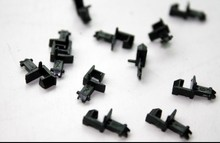 30pcs / lot 1/160 Model Train N scale Continental coupler architectural model material Free Shipping(China)