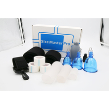 Vacuum ball Size Master Pro MAX Male PENIS ENLARGEMENT Stretcher Extender Enlarger Hanger Enhancement Pump SizeMaster