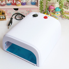 36W Professional Gel Nail Dryer High quality UV Lamp 220V EU Plug Led Nail Lamp Curing Light Nail Art Dryer Manicure Tools