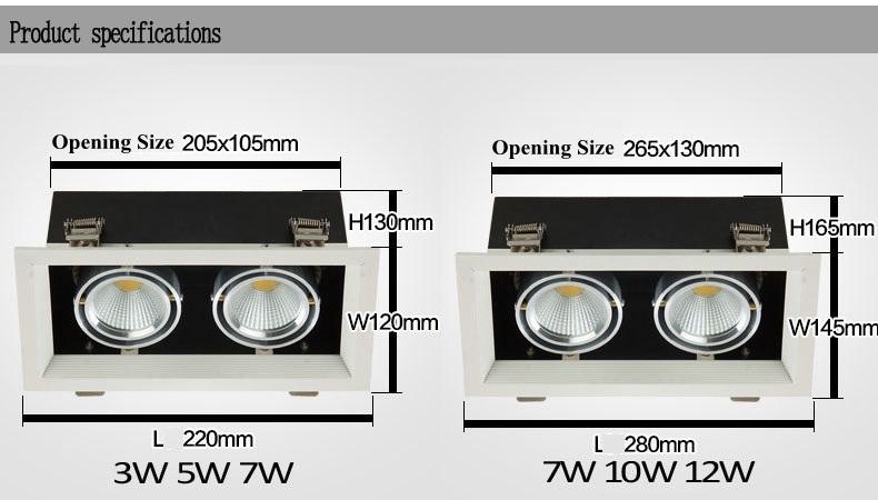 COB spot light (10)