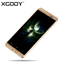 XGODY X200 5 inch Smartphone Android 5.1 MTK6580 Quad Core 512MB RAM 8GB ROM 5MP Dual SIM Mobile Cell Phone Unlocked