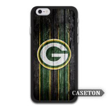 NFL Green Bay Packers Football Case For iPhone 7 6 6s Plus 5 5s SE 5c 4 4s and For iPod 5