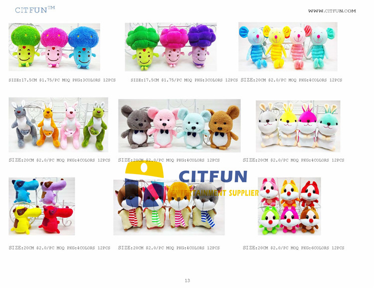 SOFT TOYS FOR CLAW MACHINE__19