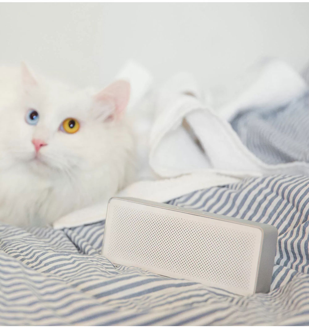 Original Xiaomi Mi Bluetooth Speaker 2 Square Box Stereo Portable Bluetooth 4.2 High Definition Sound Quality 10h Play Music AUX Port (18)