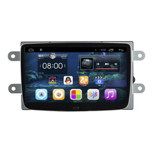 "8"" Android 4.2.2 1024X600 Car Stereo Audio Autoradio Head Unit Headunit for Renault Duster Mirrorlink 3G WIFI DVR OBDII(China)"