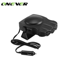 150W 12V Car Heater Fan Defroster Dashboard Cigarette Socket Quickly Heated within one minute Durable and Portable(China)