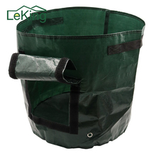 1pcs Barrel Shape Foldable Potato Cultivation Planting Bag For Family Garden Patio Farms Park School Outdoor Daily Use