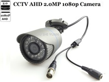 "CCTV 1/3"" HD 1080P 2.0 MP Sony IMX322 Security Outdoor Waterproof AHD Camera"