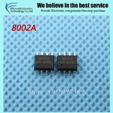 50pcs free shipping  MD8002A MD8002 8002A 8002  audio  amplifier IC can  SOP8 new original