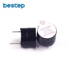5PCS Active Buzzer 12mm 3V Magnetic Long Continous Beep Tone Alarm Ringer Electronic Components(China)