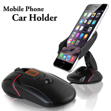 Universal Windshield Mount phone Dock Car holder for iPhone 6 6s 7 Plus Samsung Huawei LG XiaoMi Car Mobile phone holder Stand