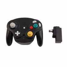 2.4GHz Wireless Wifi Gamepad Portable 10M Gaming Gamer Controller Joystick For Wii for Nintendo GameCube N GC