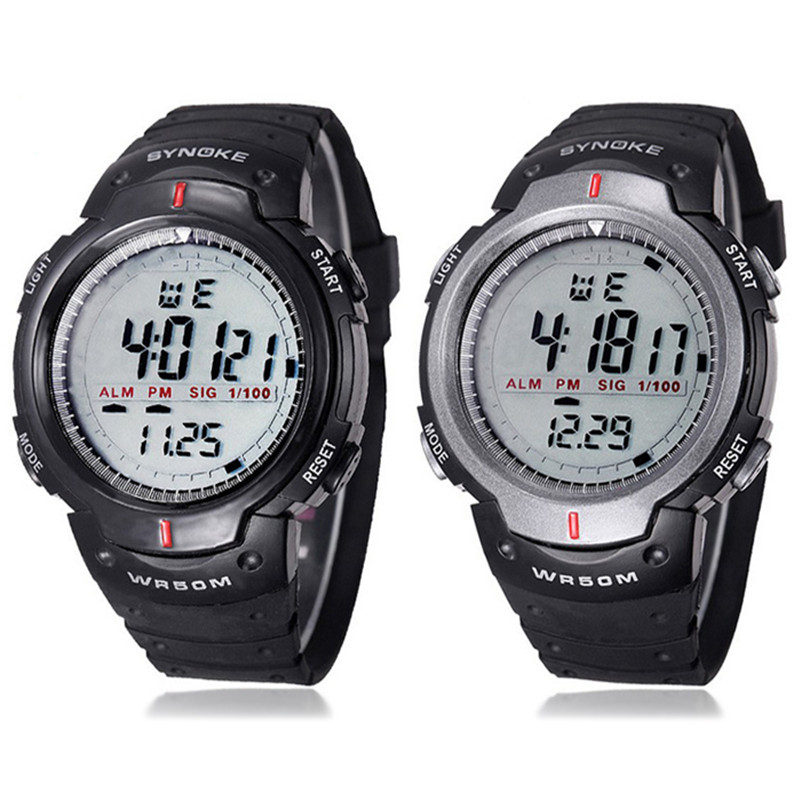 Waterproof Outdoor Sports Digital LED Quartz Alarm Date Wrist Watch Children Kid Boy Wrist Watch relojes Quality Christmas Gift<br><br>Aliexpress