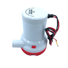 Bilge Submersible Water Pump 12V 24V 2000GPH Micro Marine Boat Seaplane Motor Homes Houseboat Aquario Filter Accessories(China)