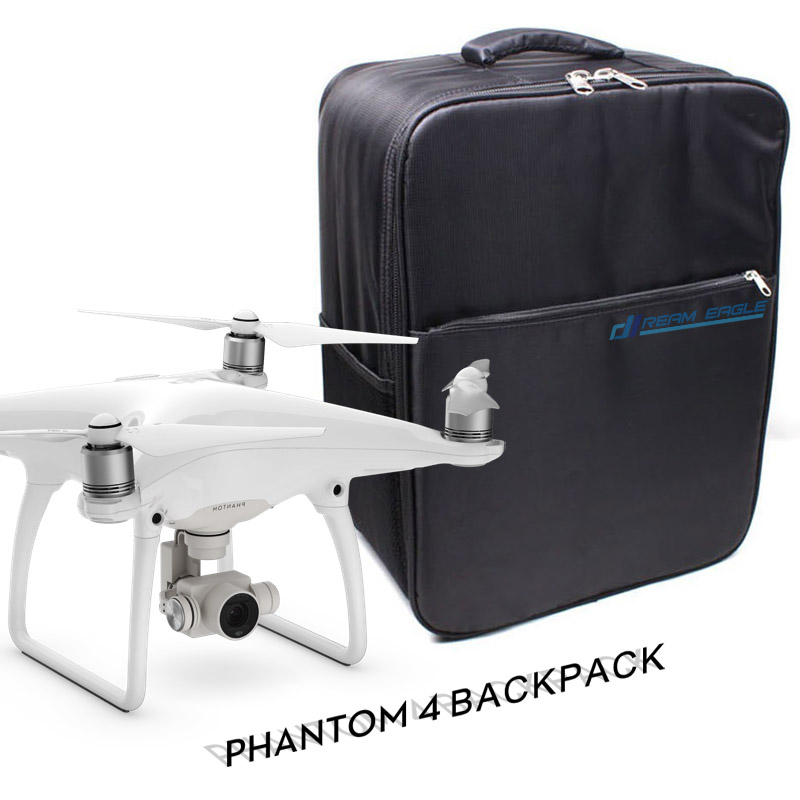 Phantom 4 Backpack Shoulder Bag Carrying Case Black rucksack for DJI Phantom 4 Quadcopter Drone<br><br>Aliexpress