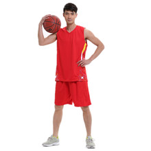 2017 Brand Men's Basketball Jersey set High Quality boys Breathable Sleeveless Fitness Shorts shirt Sportswear Big Size XL-5XL