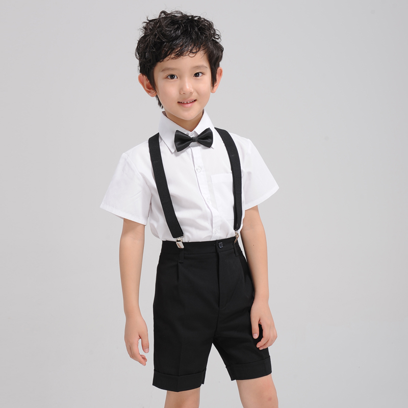 Top quality boy dress set,party dress for baby,free shipping baby clothes set,4pcs a set!<br>