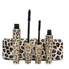 JETTING Waterproof 3D FIBER LASHES Love Like Alpha Transplanting Gel Natural Make Up Cosmetics Wild Leopard Mascara with Box(China)