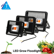 LED Floodlight IP65 Outdoor Waterproof 30W 50W 100W Plant Grow Flood Light Lamp 220V Indoor Growing & Flowering(China)