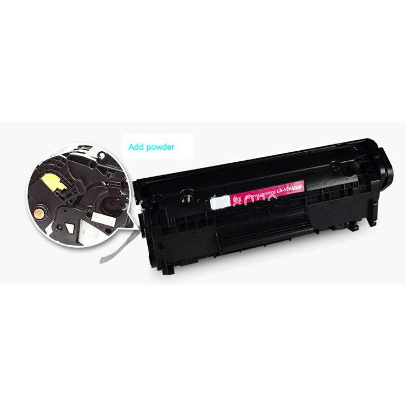 2612A 12A Toner Cartridge For HP 12A LaserJet 1010 1012 1015 1018 1020 1022 3010 3015 3020 3030 3050 3052 Printer Q2612A <br>