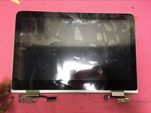 "used 13.3"" Laptop LCD screen Assembly For HP Spectre x360 13-4000 LCD display screen digitizer Assembly 1920*1080 OR 2560*1440"