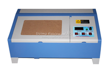 high speed laser cutter 40W LY 3020M Digital CO2 Laser cutting Machine include tax to Russia