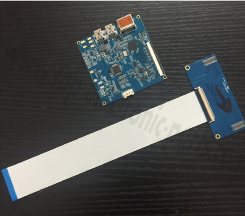 5.5 inch 2560*1440 2K LS055R1SX03 dual LCD Screen HDMI board For VR Headset Glass Virtual Reality DIY CV1 PC 1440P Monitor