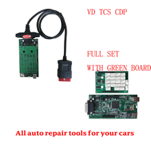 (2015.1 software !) Newest design VD tcs  CDP  new vci free activation for CAR and TRUCK with china post  free shipping