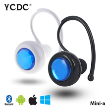 Wireless Bluetooth Headset Compact Design Sports Ride Black Stereo Earphone Hands Free Call While Driving/Walking