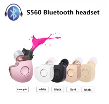 Buy Free S560 Bluetooth Headset Wireless Bluetooth Headphones Earphone Casque Audio Head Phone Ear Earbuds iPhone for $8.99 in AliExpress store