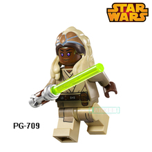 Building Blocks Stass Allie Jabbas Figures PG709 Star Wars Super Heroes Set Model Action Bricks Kids DIY Toys Hobbies Gift